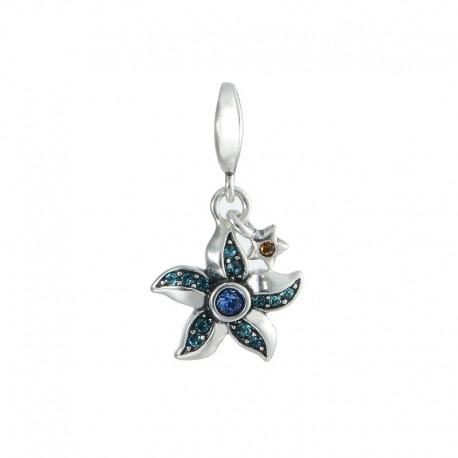 """Přívěsek na náramek ve tvaru hvězdice """"Maris"""" 925 Sterlingové stříbro"""