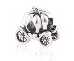 """Přívěsek na náramek """"Cinderella's Carriage"""" 925 Sterlingové stříbro"""