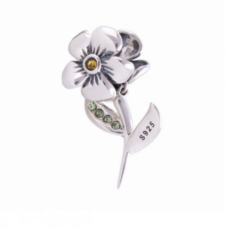 """Přívěsek na náramek """"May Flower"""" 925 Sterlingové stříbro"""