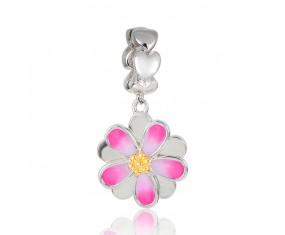 """Přívěsek na náramek """"Blossom of Beauty"""" 925 Sterlingové stříbro"""