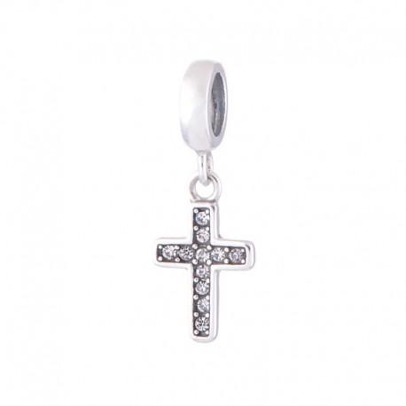 """Přívěsek na náramek """"Crystal Dagger"""" 925 Sterlingové stříbro"""