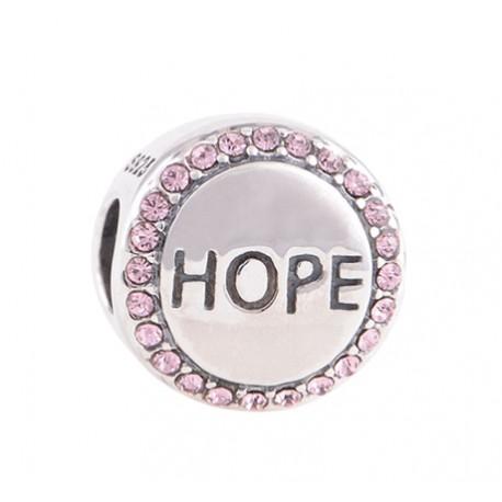 """Přívěsek na náramek """"Hope"""" 925 Sterlingové stříbro"""