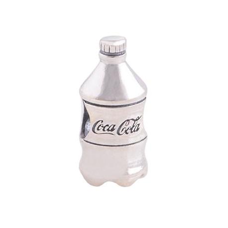 """Přívěsek na náramek """"Coca-Cola"""" 925 Sterlingové stříbro"""