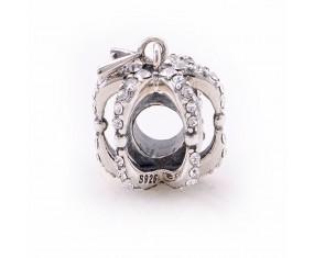 """Přívěsek na náramek """"The Secret Orb"""" 925 Sterlingové stříbro"""