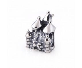 """Přívěsek na náramek """"My Castle"""" 925 Sterlingové stříbro"""