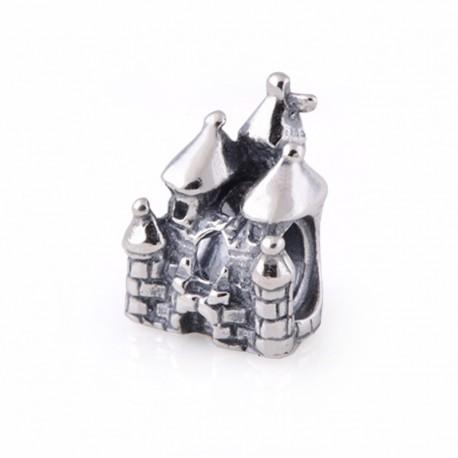 """Přívěsek na náramek """"Castle"""" 925 Sterlingové stříbro"""