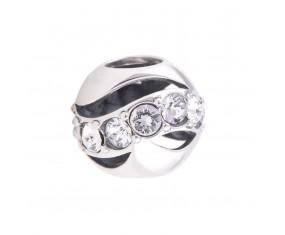 """Přívěsek na náramek """"Wave ball"""" 925 Sterlingové stříbro"""
