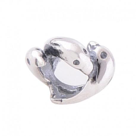 """Přívěsek na náramek """"Dolphins"""" 925 Sterlingové stříbro"""