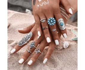 "Sada prstýnků ""Azteca"""