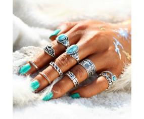"Sada prstýnků ""Tibetan"""