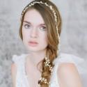 """Svatební ozdoba do vlasů """"Lovely Tiara"""""""