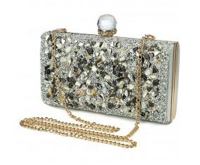 """Luxusní společenská kabelka """"Stone"""""""