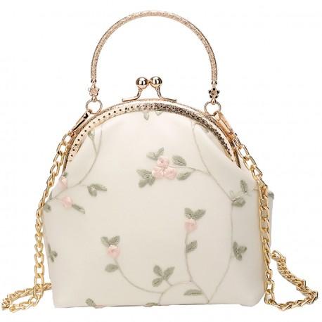 """Společenská večerní kabelka """"Floral Bag"""""""
