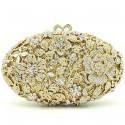 """Luxusní zlatá večerní plesová kabelka """"Beauty Light"""""""