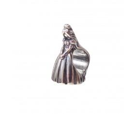 """Přívěsek na náramek """"Princess"""" 925 Sterlingové stříbro"""