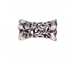"""Přívěsek na náramek """"Flowerbed"""" 925 Sterlingové stříbro"""