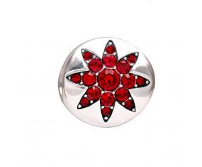 """Přívěsek na náramek """"Red Star"""" 925 Sterlingové stříbro"""