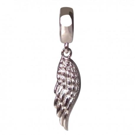 """Přívěsek na náramek """"Feather Wing"""" 925 Sterlingové stříbro"""