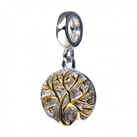 """Přívěsek na náramek """"Tree of Life"""" 925 Sterlingové stříbro"""
