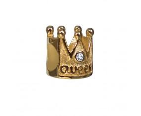 """Přívěsek na náramek """"For my Queen"""" 925 Sterlingové stříbro"""