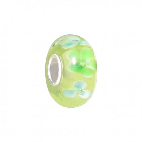 """Přívěsek na náramek """"Green Dream"""" 925 Sterlingové stříbro"""