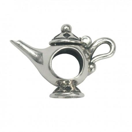"""Přívěsek na náramek """"Aladdin's lamp"""" 925 Sterlingové stříbro"""