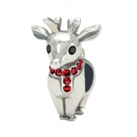 """Přívěsek na náramek """"Cute Deer"""" 925 Sterlingové stříbro"""