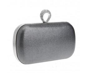 """Dámská elegantní kabelka """"Gray Glow"""""""