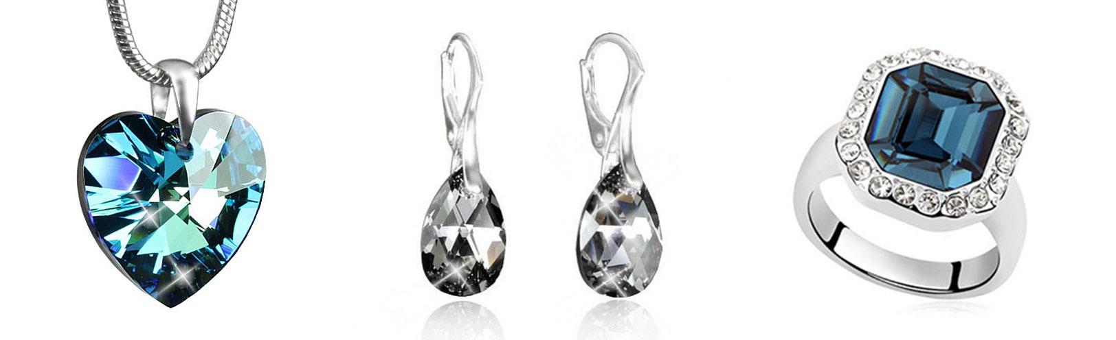 Swarovski šperky